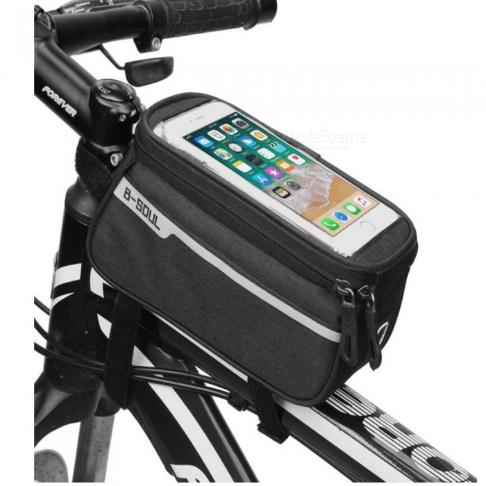 Waterproof | Outdoor | Saddle | Screen | Touch | Phone | Bike | Bag