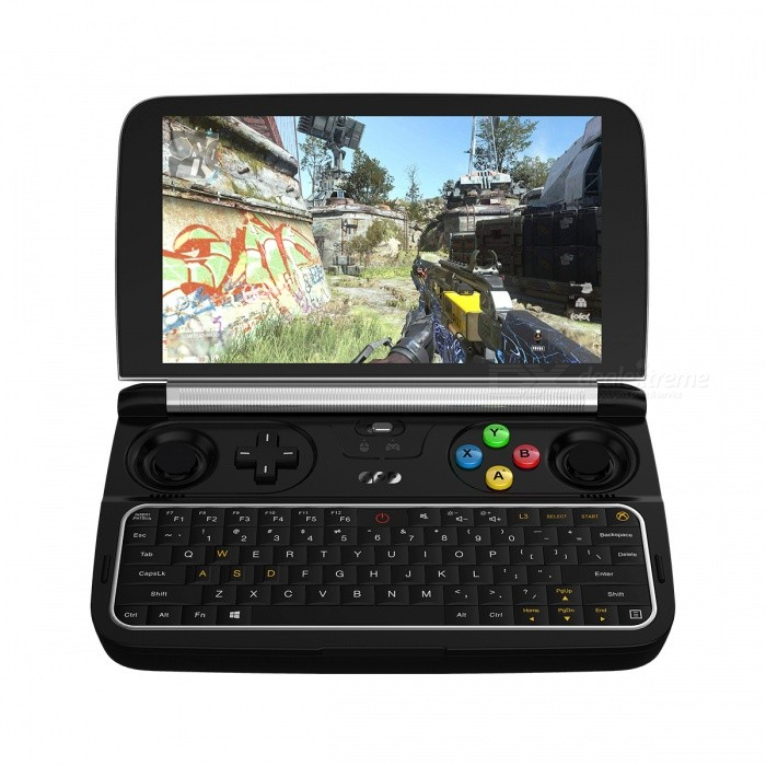 Buy GPD WIN2 8GB/128GB SSD 6 Inches WIN 10 Gamepad Tablet PC with Litecoins with Free Shipping on Gipsybee.com