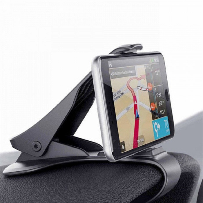 Buy Universal Car Dashboard Mount Holder Stand HUD Design Cradle for Cell Phone, GPS with Litecoins with Free Shipping on Gipsybee.com