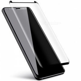 ASLING Tempered Glass Full Coverage 3D Curved Edge Screen Protector for Samsung Galaxy S9 Plus