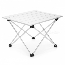 AOTU-AT6701-Portable-Folding-Mini-Fishing-Camping-Aluminum-Grill-Table-for-Adults-Children-(S)