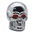 Universal Skull Car Moto Bike Tire Wheel Valve Cap Dust cover Car Styling for Fiat Audi Ford Bmw (5PCS)