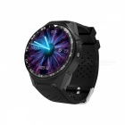 "ZGPAX S99C 1.39"" AMOLED 3G Android Watch Phone with Heart Rate Monitoring, Pedometer, Wi-Fi - Black"