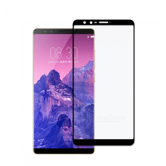 Dayspirit Tempered Glass Screen Protector for ZTE Nubia Z17s - Black