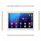 "Binai G10Max MTK Helio X20(MTK6797) Deca Core 10.1"" Tablet PC with 4GB RAM, 64GB ROM - Golden (EU Plug)"