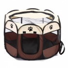 Foldable-600D-Oxford-Fabric-Pet-Dog-Cat-Playing-Exercise-House-Mat-Cage-Coffee-2b-Beige