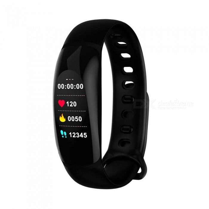 U8 Plus Smart Fitness Bracelet with Pulse Blood Pressure Oxygen Tracker, Heart Rate Monitor, Passometer