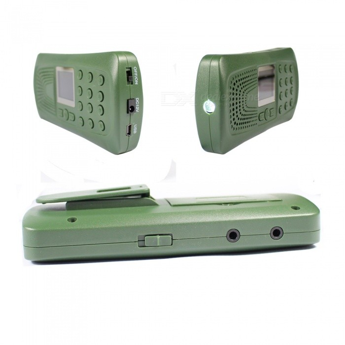 CP-387B-Electronic-Hunting-Decoy-MP3-Bird-Caller-Sound-Player-with-Built-in-110-Sounds