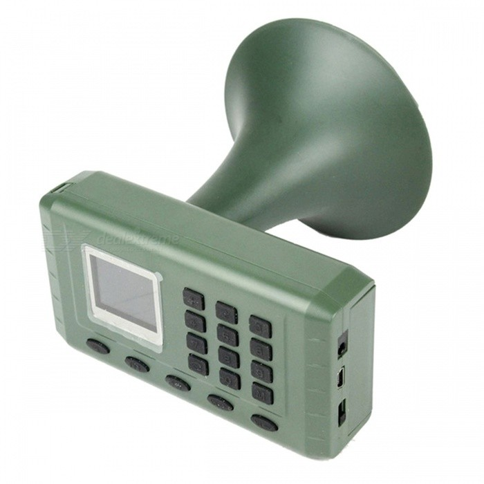 CP-380-Animal-Sound-Loudspeaker-Audio-Player-Hunting-Decoy-Speaker-Bird-Caller-with-Remote-Control-and-Charger