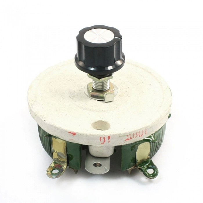 RXDZ-100W-10-Ohm-Ceramic-Potentiometer-Variable-Taper-Pot-Resistor-Rheostat
