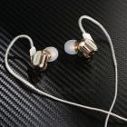 REMAX-RM-580-Portable-Four-Drive-35mm-Wired-In-Ear-Earphne-Earbuds-with-Mic-for-Mobile-Phones-Golden