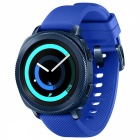 "Samsung Gear Sport R600 1.2"" Super AMOLED Touch Smart Watch with 4GB ROM, Bluetooth - Blue"