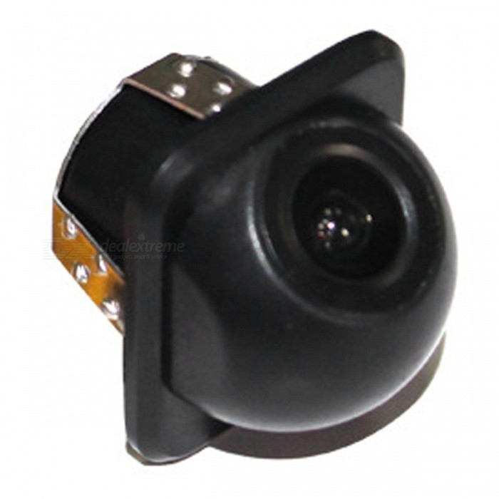 ZHAOYAO Small Straw Hat Shape Car Reversing Rear View Camera w/ Infrared Night Vision
