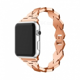 Metal-Diamond-Apple-Watch-Replacement-Band-Bracelet-38mm-for-Apple-Watch-Series-1-2-3