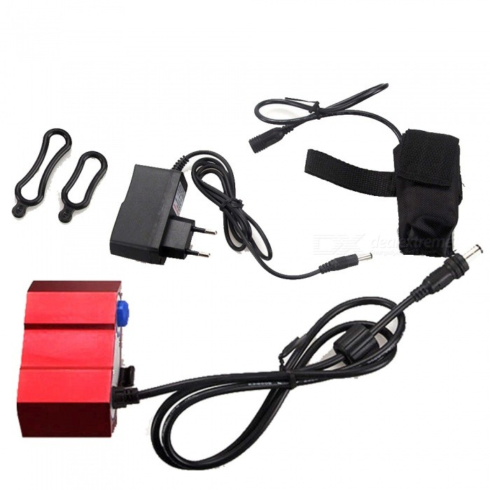 ZHAOYAO-Waterproof-T6-3-LED-Mountain-Road-Bike-Headlight-Bicycle-Light-Kit-with-EU-Charger-Red