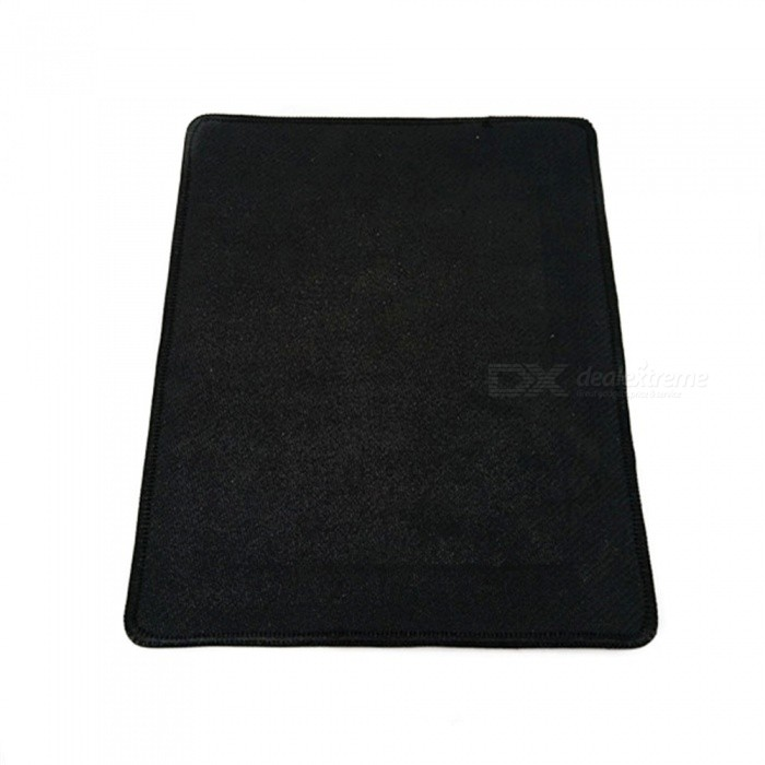 MSM-X3 Thickened Non-Slip Gaming Mouse Pad for Home, Office - Black