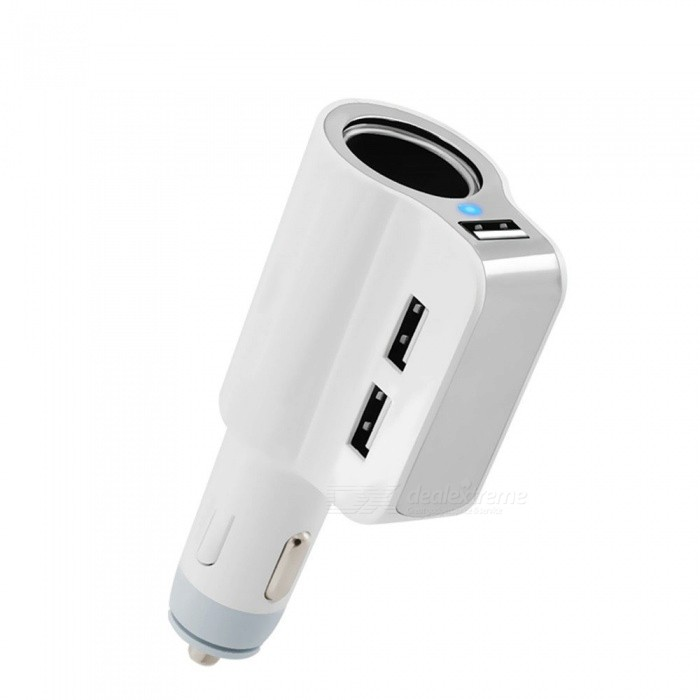 1-to-3-Car-Cigarette-Lighter-Charger-with-3-Port-USB-30-White