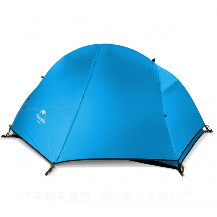 Naturehike Portable 20D Silica Gel Ultralight Double-layer Rainproof Single Tent