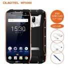 "OUKITEL WP5000 IP68 Full Screen 5.7"" 18:9 HD+ 1440*720 Helio P25 Octa-core 2.5GHz Smart Phone with 6GB RAM, 64GB ROM - Orange"