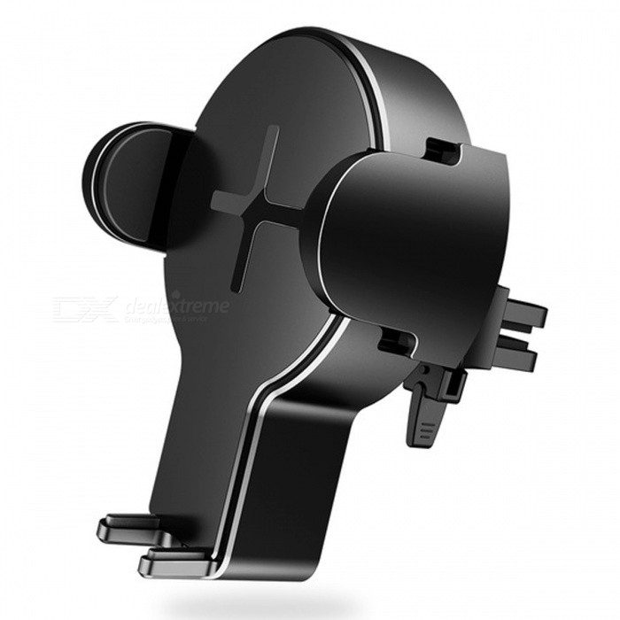 ROCK-QI-Car-5W-Fast-Charge-Wireless-Charger-Phone-Stand-Holder-for-IPHONE-8-X-Samsung-Galaxy-Note