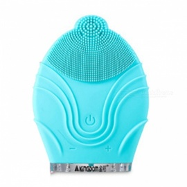 KINGDOM-CARES-Facial-Face-Skin-Cleansing-Massager-Brush-Silicone-Vibration-Scrubber-Anti-age-Pore-Clear-Blackheads-Remover