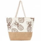 Creative-Pineapple-Pattern-Straw-Plaited-Bag-Brown