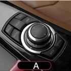 iDrive-Car-Multimedia-Buttons-Cover-Stickers-for-BMW-X1-X3-X5-X6-F30-E90-E92-F10-F18-F11-F07-GT-Z4-F15-F16-F25-E60-E61