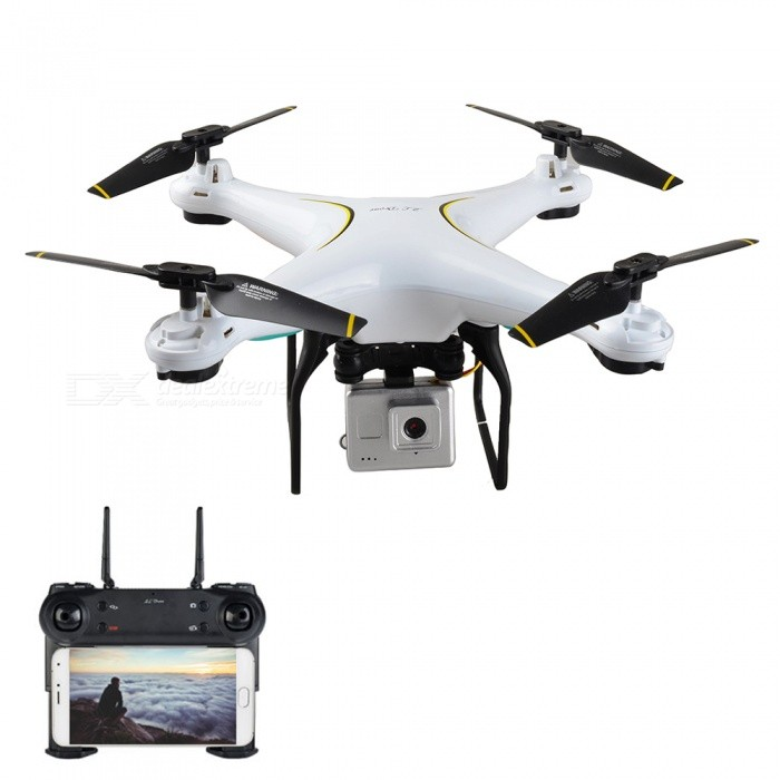 SG600 Wi-Fi FPV RC Helicopter Quadcopter Drone with 2.0MP Camera, Altitude Hold / Headless Mode for sale for the best price on Gipsybee.com.