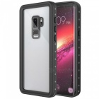 Miimall-Dot-Pattern-Shock-absorbing-Bumper-Ultra-Protective-IP68-Waterproof-Full-Body-Case-for-Samsung-Galaxy-S9-Plus