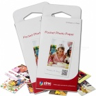 30-Sheets-Adhesive-Printer-Papers-for-LG-Pocket-Photo-PD221-PD239-PD251-White
