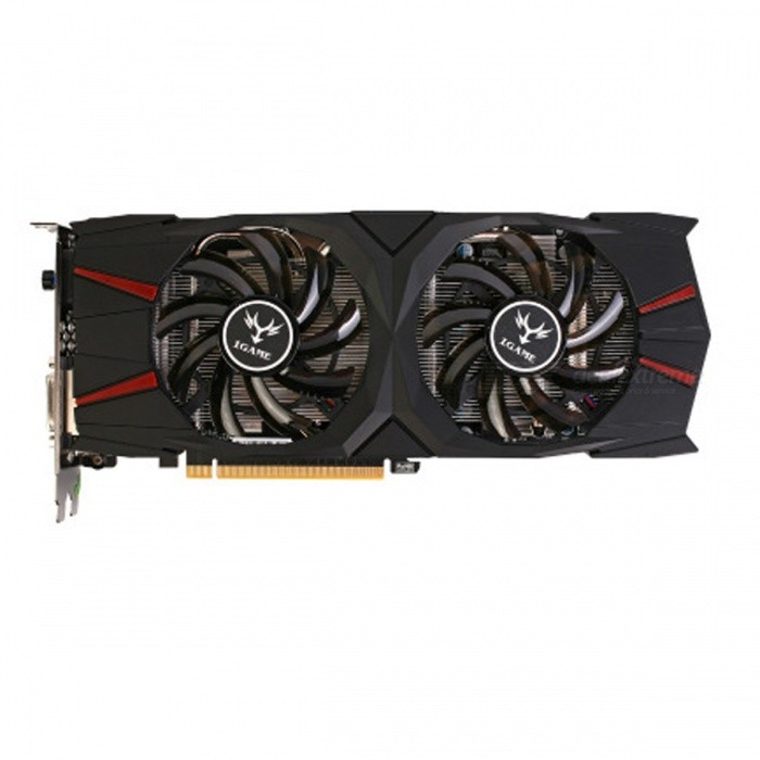 Colorful-GeForce-iGame-GTX-1060-Vulcan-U-6G-Video-Graphics-Card-192bit-GDDR5-PCI-E-X16-30-2-Fans-DVI2bHDMI2bDP-Graphics-Card