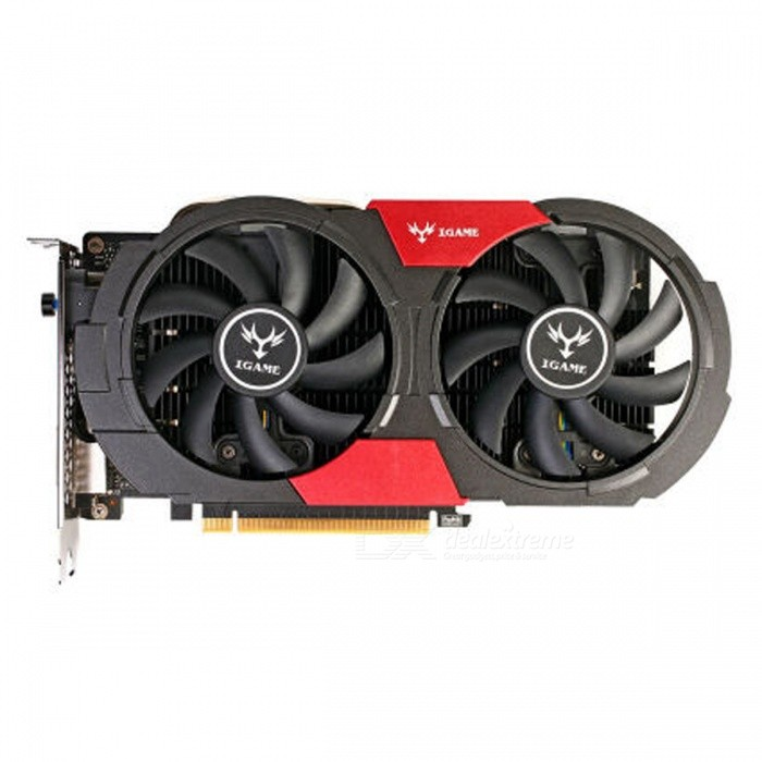 Colorful GTX 1050Ti NVIDIA Graphics Card GeForce iGame GTX1050Ti GPU 4GB GDDR5 128bit PCI-E X16 3.0 Gaming Video Card for sale in Bitcoin, Litecoin, Ethereum, Bitcoin Cash with the best price and Free Shipping on Gipsybee.com