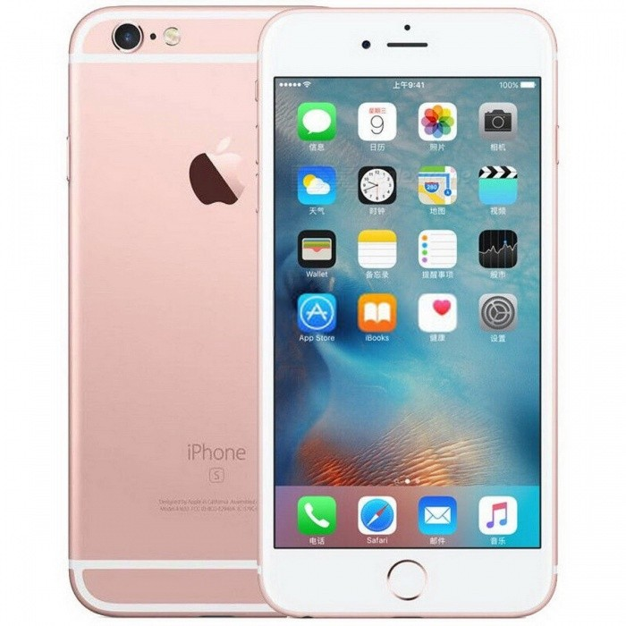 Original Unlocked Dual Core 4.7 inch Apple iPhone 6s Used Phone 16GB 64GB 128GB