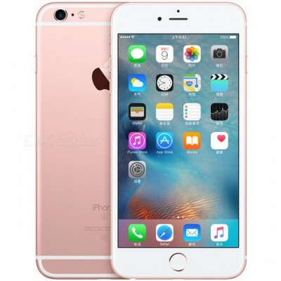 Apple IPHONE 6S PLUS 64GB Mobile Phone - Unlocked, Used,Rose Gold
