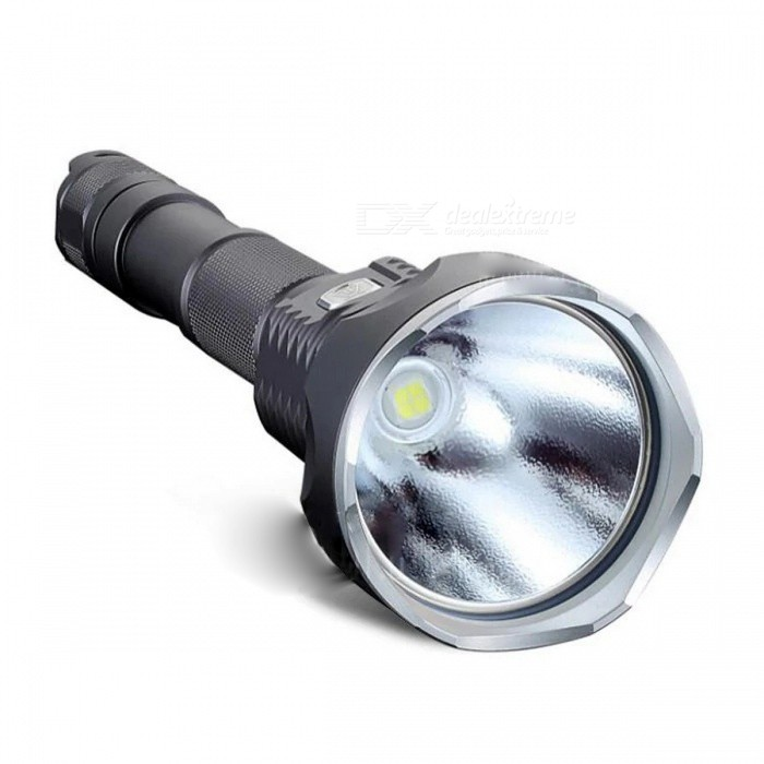Jetbeam WL - S4 - GT CREE XHP70 6500K 3300LM LED Flashlight - Black