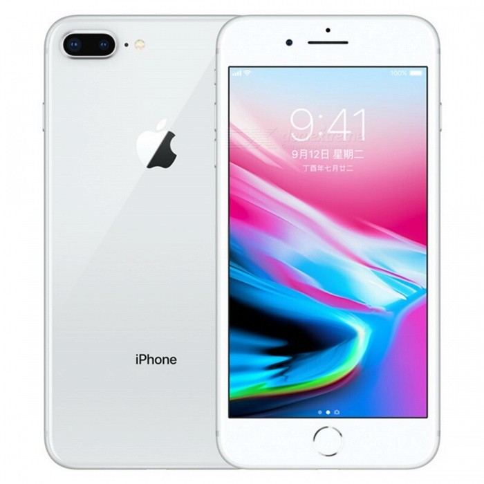 Apple IPHONE 8 PLUS 64GB / 256GB Mobiltelefon Verwendet