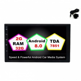 Funrover-2-Double-Din-Universal-Car-Radio-DVD-Player-Stereo-HD-7-Quad-Core-Android-80-Auto-Radio-w-GPS-Navigation-FM-RDS