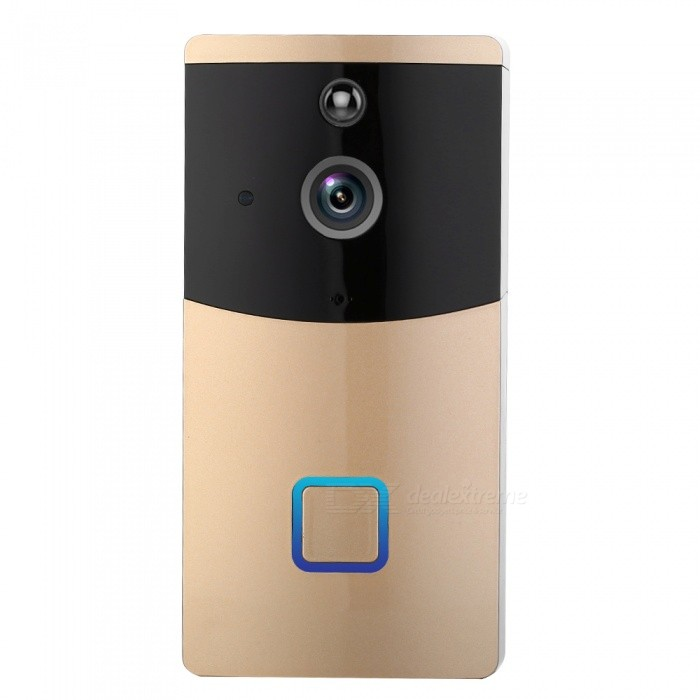 Napok-Smart-Wi-Fi-Video-Doorbell-w-720P-HD-Security-Camera-Real-Time-Two-Way-Talk-and-Video