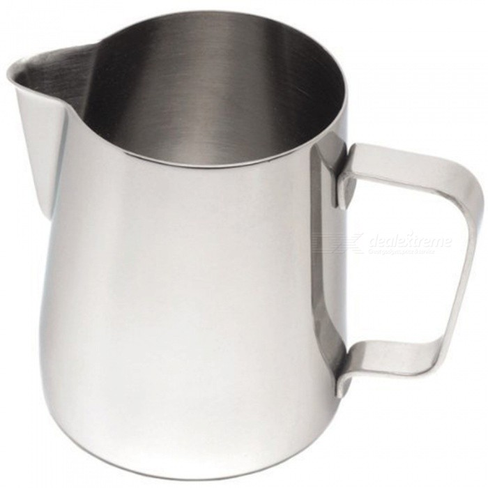 ZHAOYAO  Stainless Steel Coffee Milk Frothing Pitcher, Espresso Machine Latte Maker