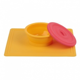 Babykin-Super-Suction-Medical-Grade-Silicone-Kid-Children-Tableware-Bowl-for-Baby-Infant-Feeding