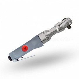 12-Air-Ratchet-Wrench-Professional-Auto-Repair-Pneumatic-Tool-Silver