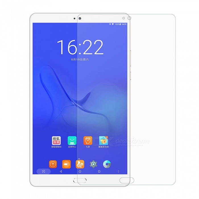 Tempered Glass Screen Protector Film For Teclast T8 - Transparent