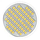 E27 3.5W 140lm 3000K warmes weißes Licht 60 * 3528 SMD LED-Cup-Lampe (230V)