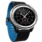 "MF31 1.3"" Touch Screen Bluetooth Smart Watch with GPS Positioning, Heart Rate Monitoring, Multiple Sports Mode - Blue"