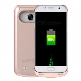 b961acf91 4200mAh Rechargeable Power Bank Backup External Battery Charger Case Cover  for Sanmsung S7