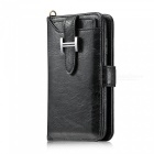 Measy-Fashionable-PU-Leather-Wallet-Style-Protective-Case-for-Samsung-Galaxy-S8-Black
