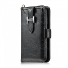 Measy-Fashionable-PU-Leather-Wallet-Style-Protective-Case-for-Samsung-Galaxy-S8-Plus-Black