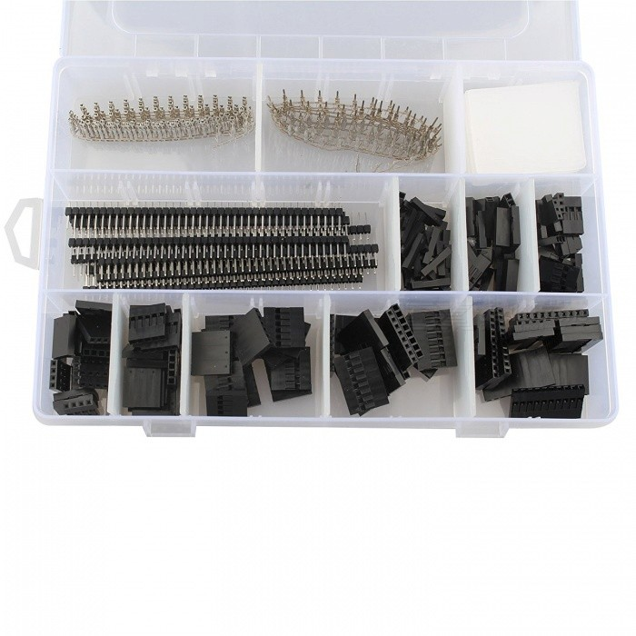 Hengjiaan-775Pcs-254mm-PCB-and-Jumper-Wire-Cable-Female-Pin-Connectors