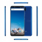 Vernee X1 5.99'' FHD 18:9 MT6763 Mobile Phone with 6GB RAM 64GB ROM - Blue