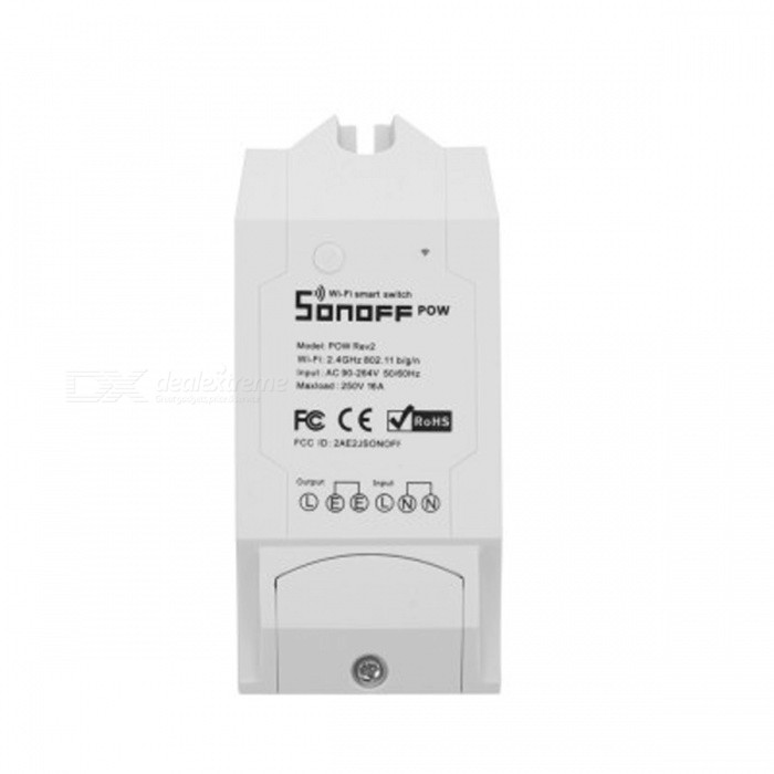 Sonoff-Pow-R2-Smart-Wi-Fi-Switch-Controller-with-Real-Time-Power-Consumption-Measurement